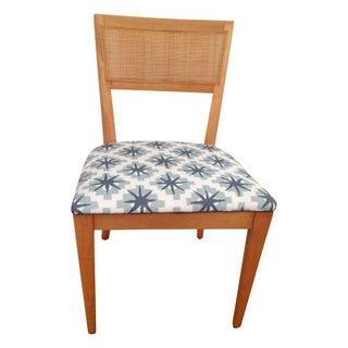 Cane Desk Chair in Peter Dunham's Starburst
