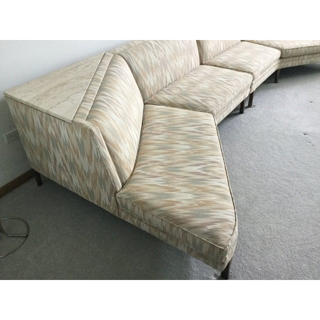 Mid Century Modern Custom Couch - Image 4 of 10