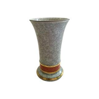 Thorkild Olsen Celadon Gray Vase
