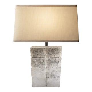 Traxx Lamp - Crystal