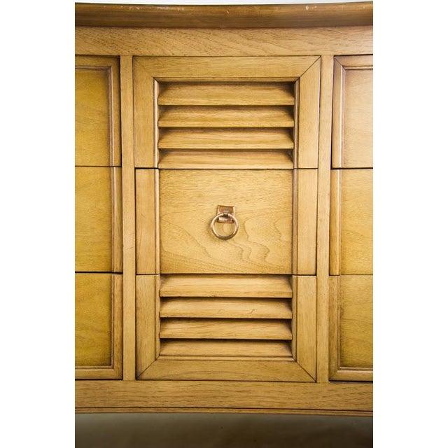 Image of Blonde Drexel Sirocco Bedroom Dresser