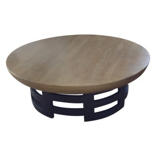 Chinese Deco Coffee Table