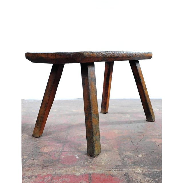 18th Century Antique French Rustic Farm Table - Image 7 of 11