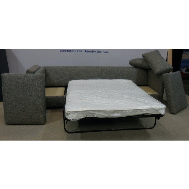 Custom Sleeper Sofa - Image 5 of 5