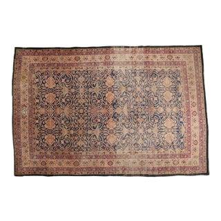 """Antique Kerman Carpet - 10'1"""" x 14'11"""""""