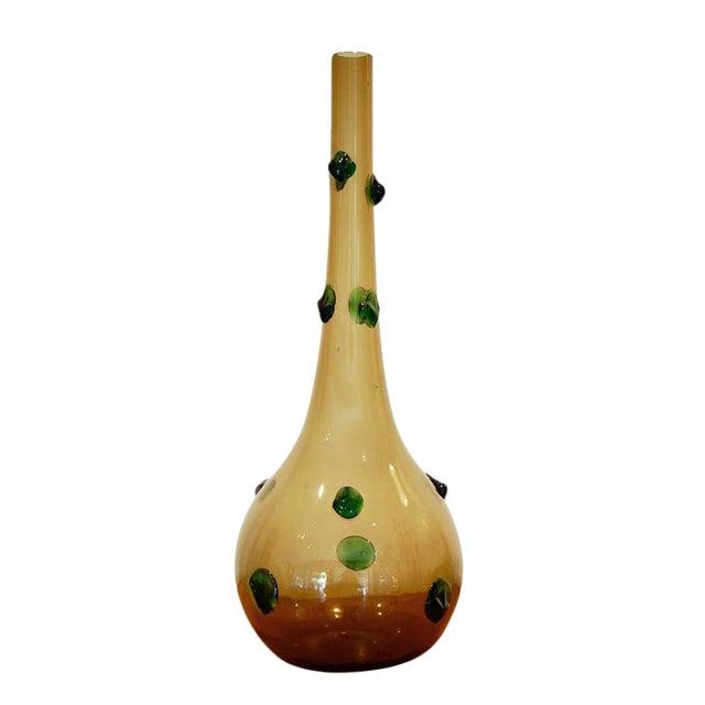 Image of Empoli Glass Vase