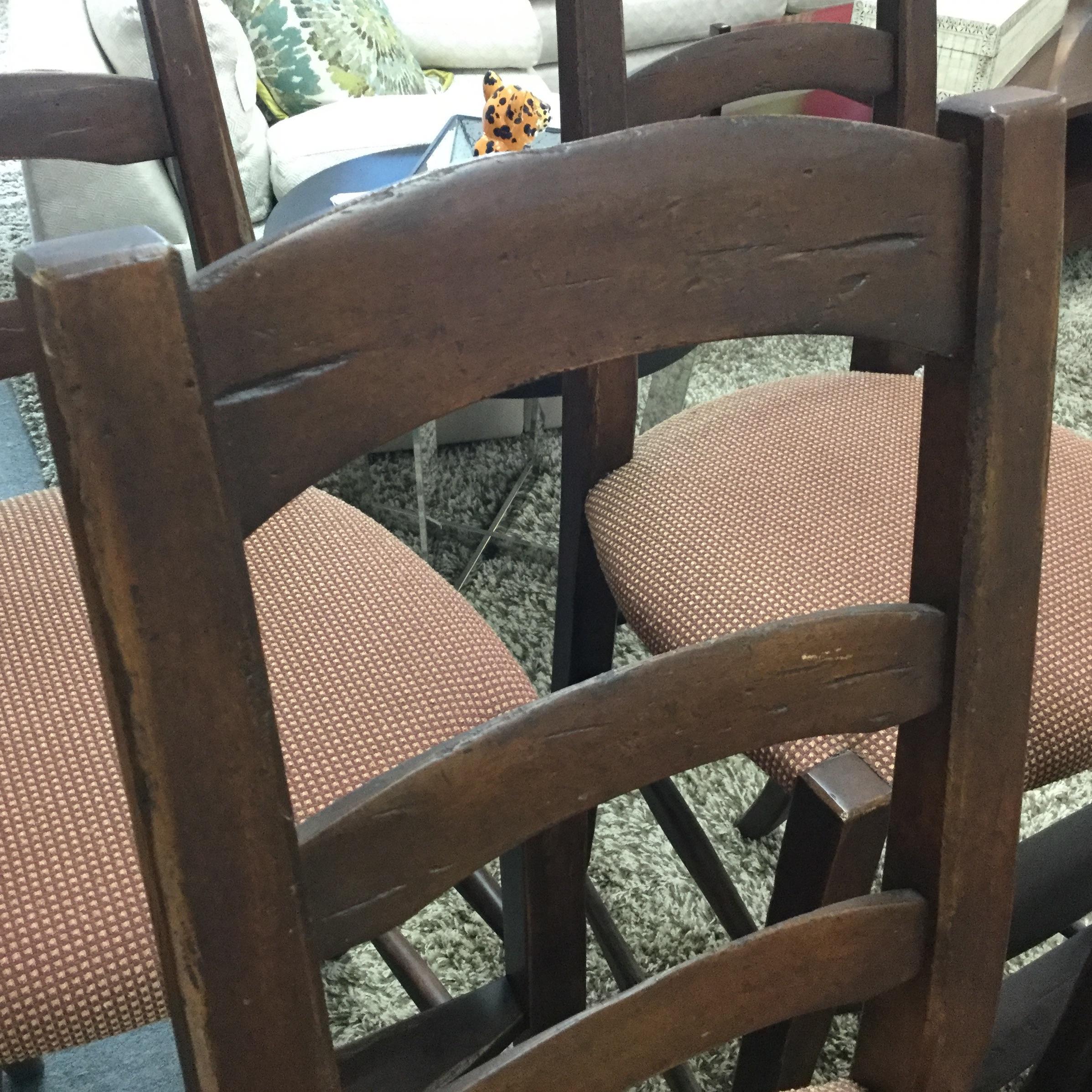 Minton Spidell Bar Stools Set Of 4 Chairish