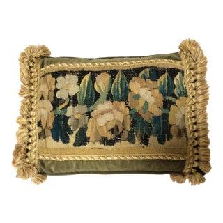 18th Century Flemish Fragment Pillow