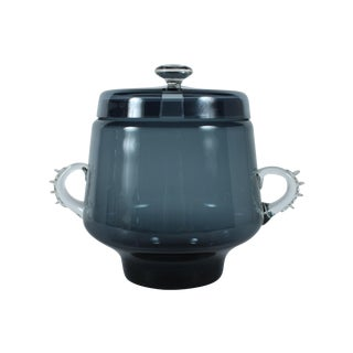 Modern Glass Ice Bucket