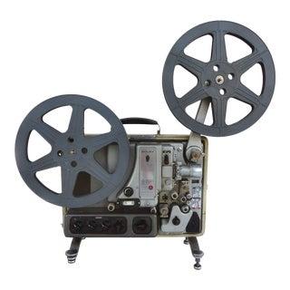 Mid-Century Modern Bolex 16mm Movie Projector