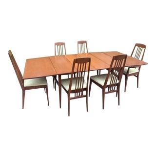 Heywood Wakefield Contessa Dining Set - Set of 7
