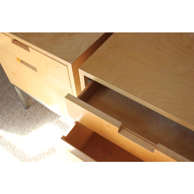 Mid-Century Modern Nightstands - A Pair - Image 7 of 11