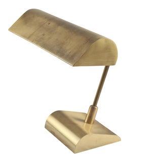 Brass Pharmacy Task Lamp