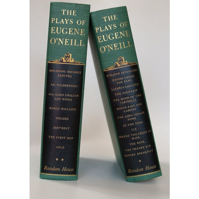 Image of Vintage Books the Plays of Eugene O'Neil - A Pair