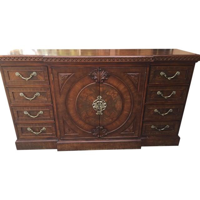 Hooker Furniture Buffet Table - Image 1 of 5