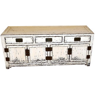 Asian Antique Sideboard