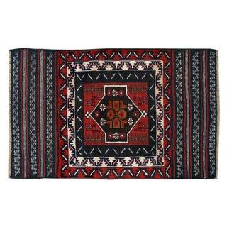 Apadana - Vintage Baluch Rug - 3' X 5'