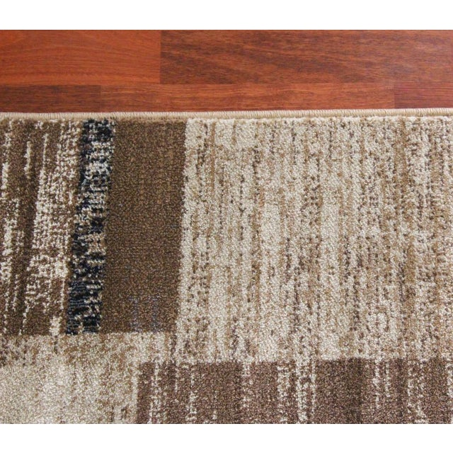 "Brown Neutral Rug - 8' X 10'7"" - Image 6 of 6"