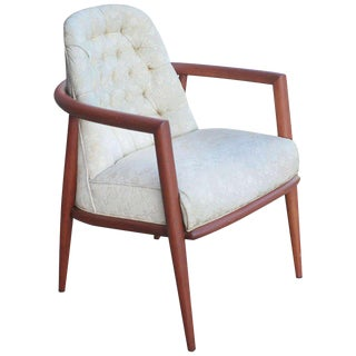 Slipper Chair by T.H. Robsjohn-Gibbings for Widdicomb