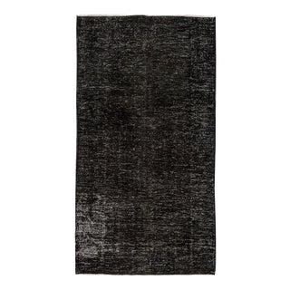 Apadana - Vintage Overdyed Rug, 4' x 7'