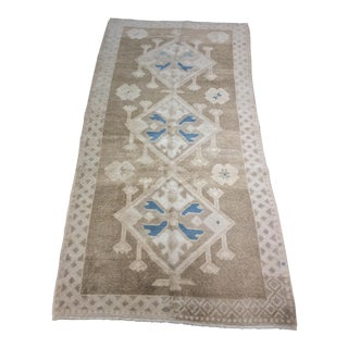 "Vintage Bellwether Rugs Turkish Oushak Rug - 2'10""x5'7"""