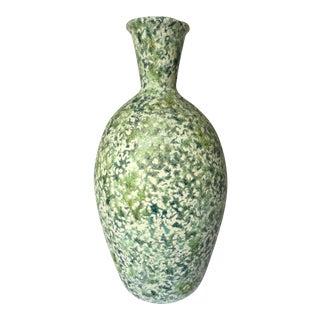 Sue Van Sant Signed Studio Art Pottery Vase