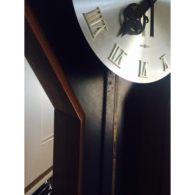 Image of George Nelson by Howard Miller Mid-Century #557 Wall Clock