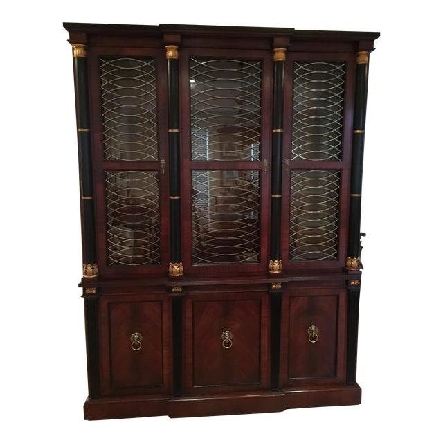 Image of Baker Regency China Cabinet