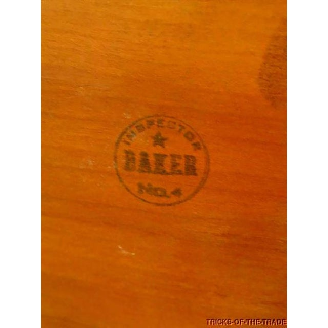 Image of Rare Pair of Baker Far East Mahogany Jardinieres