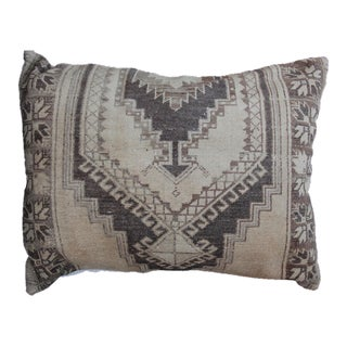 Turkish Muted Tone Carpet Pillow