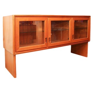 Swedish Display Cabinet Credenza