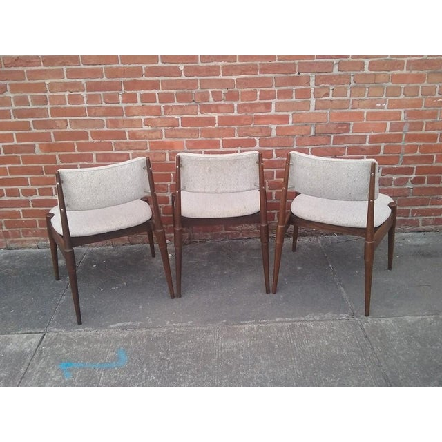 Mid-Century Dining Chairs by Young - Set of 6 - Image 5 of 6