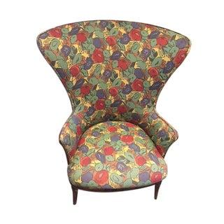 1930 Mahogany Club Chair