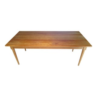 Room & Board Shaker Style Cherry Dining Table