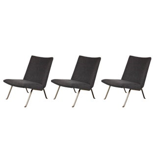 Rare Koene Oberman Easy Chairs, circa 1950