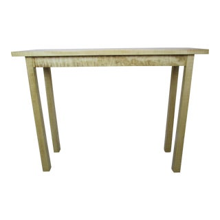 Vintage Napa Valley Console Table