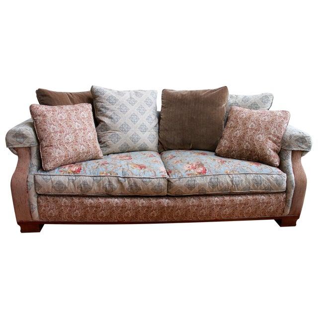 Custom Vanguard Stetson Sofa - Image 1 of 11