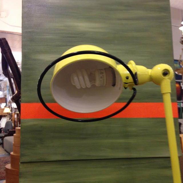 Jielde Yellow Sulfur Loft Desk Lamp - Image 10 of 10