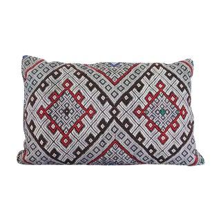 Handcrafted Moroccan Kilim Pillow III