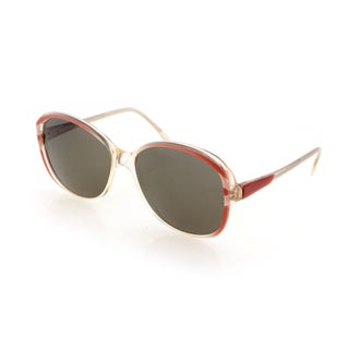 Bausch & Lomb Clear Red Sunglasses