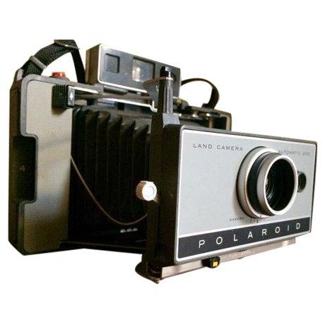 Vintage Polaroid Land Camera Model 230 - Image 1 of 6