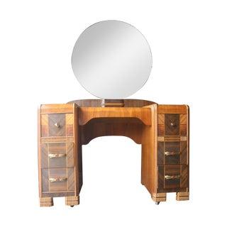 Art Deco Antique Vanity