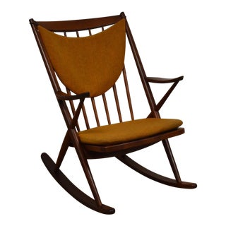 Bramin Danish Rocking Chair