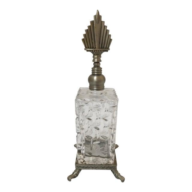 Art Deco Perfume Bottle - Image 1 of 5