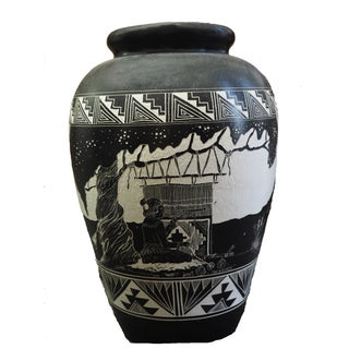 Vintage Native American Style Pottery