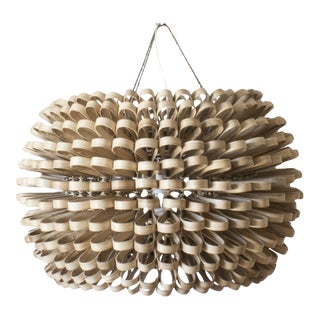 Large Palecek Beacon Pendant Light Fixture