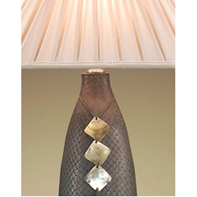 Image of Transitional Asian Lamp