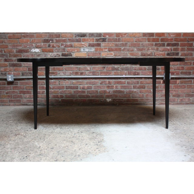 Paul McCobb Planner Group Round Extension Dining Table - Image 3 of 10