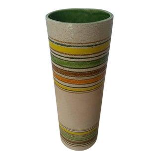 Bitossi Rosenthal-Netter Pottery Vessel Vase