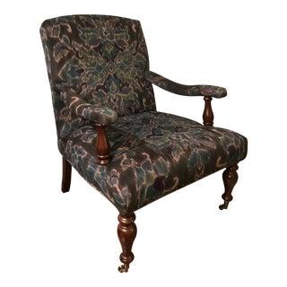 Traditional Peacock Armchair